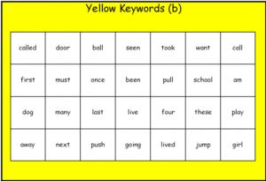 yellow-b